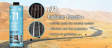 How long does it take for radiator stop leak to work?