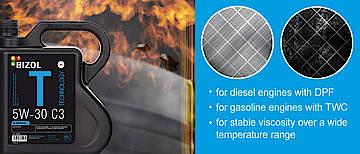 What is a 5W-30 C3 diesel oil? ACEA-C specification